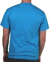 Famous Stars & Straps Hombre Turquesa Blanco Simple Live Fast Die Fun T-Shirt image 2