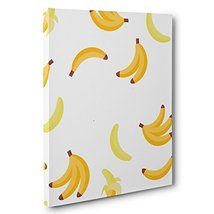 Bananas Canvas Wall Art - $28.22