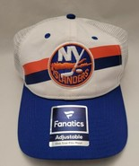 New York Islanders NHL Fanatics Branded Trucker Snapback Adjustable Hat - $21.77