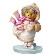 Cherished Teddies Christmas Madeline: Thrilled To Be Chilled Figurine  4049734