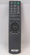 Sony RMT-D141A Dvd Player Remote DVPNS305, DVPNS310, DVPNS315, DVPNS415, HT1700D - $10.19