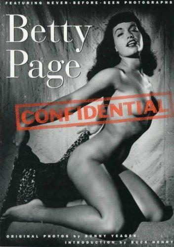 Primary image for Betty Page Confidential+Bonus