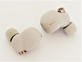 Sony WF-1000XM4 True Wireless Noise Canceling In Ear Headphones Silver (... - $198.00