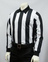 "Smitty   FBS-138   2 1/4"" Stripe Heavyweight Football Officials Long Sleeve - $38.99"