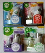 Air Wick Scented Oil Starter Kit with 1 Refills & Warmer Your Choice - $6.92+