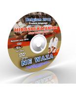 DVD.HIROSHI KATANISHI. Judo seminar 2016. NE WAZA.(Disk only). - $8.60