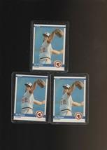 1984 Fleer #16 Jim Palmer Baltimore Orioles   Lot of 3  - $1.40