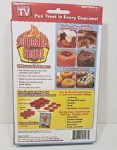 Cupcake Secret As Seen On T.V .. Silicone Baking Pan image 3