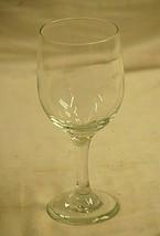 Libbey Clear Glass Stemware Wine or Ice Tea Glass Barware - $14.84