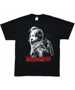 The Walking Dead TV Series Daryl with Bandana and Title Logo T-Shirt NEW... - $17.41+