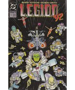 Legion 92 Number 43 [Comic] [Jan 01, 1992] - $2.87