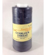 NIP Priced Sew Right Overlock Navy #1975 Sewing Thread Lot of 1 * 3000 yds - $2.96