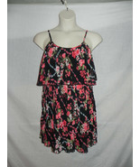 Romeo & Juliet Couture Dress Medium Womens  Floral NWT $155 - $14.52