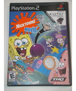 Playstation 2 - NICKTOONS Movin' (Complete with Manual) - $18.00