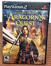 Lord of the Rings ~ Aragorn's Quest PS2 Playstation 2 New & SEALED - $7.47