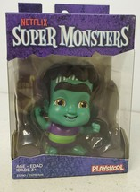 Netflix Super Monsters Frankie Mash Collectible 4-inch Figure Ages 3 and Up - $15.00