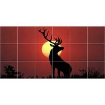 Sunset Photo Tile Murals BZ30466. Kitchen Backsplash Bathroom Shower Wall Murals - $180.00+