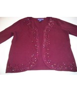 WOMEN RUSSELL KEMP LIGHTWEIGHT SWEATER OUTFIT L LARGE - $12.99