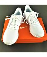 Nike Women's Revolution 5 BQ3207-104 White Low Top Athletic Running Shoe... - $57.77