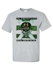 S.O.D. T shirt Stormtroopers of Death 1980's Metal band M.O.D. SOD graphic tee image 2