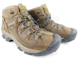 Keen Targhee II Mid Top Sz 8.5 M (B) Eu 39 Damen Wp Trail Wanderschuhe 1004114