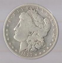 1887-O Morgan Silver Dollar - $45.00