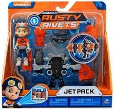 Rusty Rivets Build Me Rivet System Jet Pack Set new sealed - $22.01