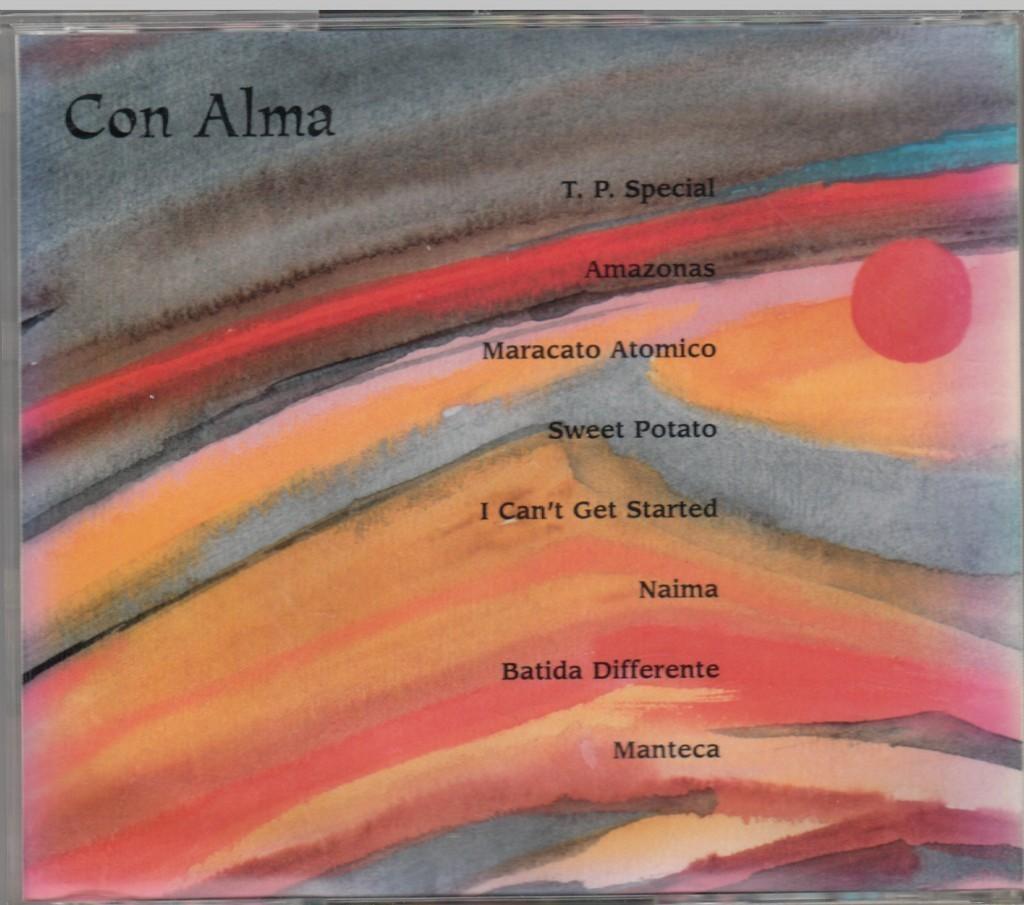 CON ALMA ~As Is *Mint-CD !