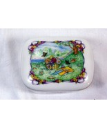 Heritage House 1985 Songs Of Love The Way We Were Musical Trinket Box - $15.93