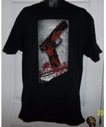 NEW WELCOME TO LOST VEGAS GRAPHIC T SHIRT NWOT BLACK 100% COTTON PRESHRU... - $15.99+