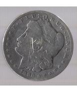 1896-O Morgan Silver Dollar - $45.00