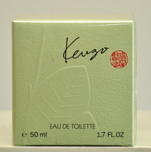 Kenzo Classic Eau de Toilette Edt 50ml Splash Fl. Oz. 1.7 Rare Vintage Old 1988 - $250.00