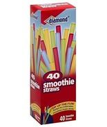 40CT Smoothie Straws - $28.76