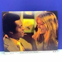 Lobby Card movie theater poster litho 1975 Report Commissioner Yaphet Ko... - $26.68