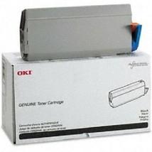 Okidata 44947308 Black Toner Cartridge for CX3535 CX4545 Series - $93.01