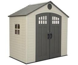 Lifetime 8x5 New Style Plastic Storage Shed Kit (60113) - $1,029.48