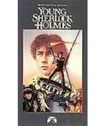 BRAND NEW FACTORY SEALED VHS Young Sherlock Holmes (VHS, 1990) - $6.92
