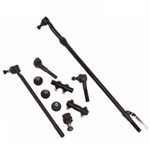 10 Unit Set Ford F150 1987-1996 Tie Rod up lo Ball Joint Center Drag Lin... - $104.45