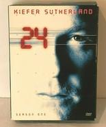 24 Season One 1 DVD Complete Series TV Drama Starring Kiefer Sutherland - $9.99