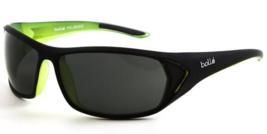 c6d007a2abd1b Bolle Blacktail Sunglasses - 12030 - Matte Black Lime Frame w  Plzd. TNS