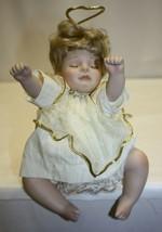 "1997 Hamilton Collection Doll ~ 9"" Now I Lay Me Down To Sleep - $12.86"