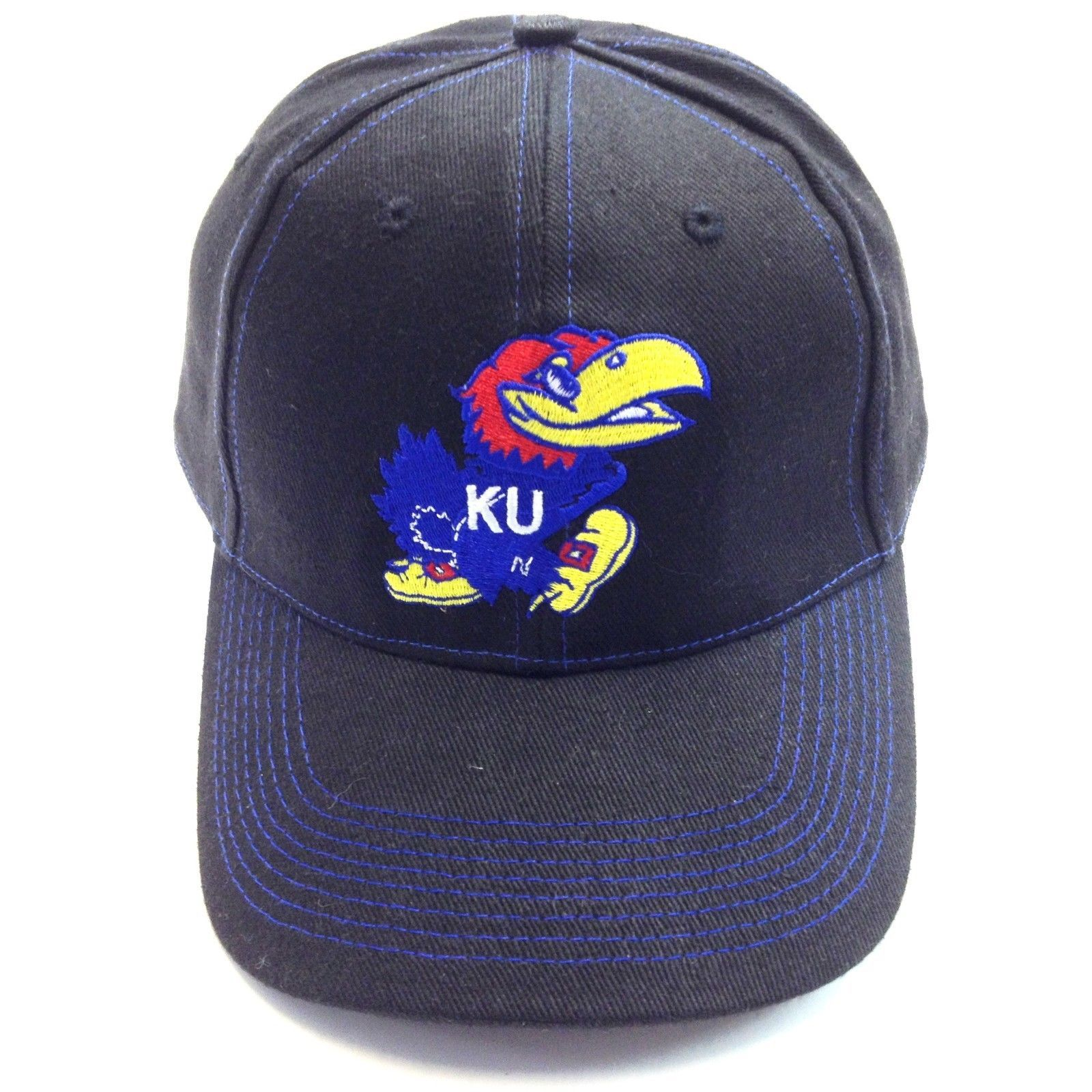 Primary image for KU JAYHAWKS BASEBALL CAP
