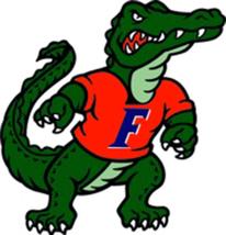 Florida Gator Cross Stitch Pattern***LOOK*** ***DOWNLOAD*** - $4.95
