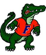 Florida gator cross stitch pattern thumbtall