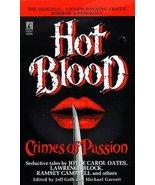 Crimes of Passion [Hot Blood Series] Jeff Gelb and Michael Garrett - $9.79