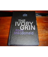 THE IVORY GRIN by Ross MacDonald (2009) HARDCOVER CRIME DETECTIVE FICTION - $17.34