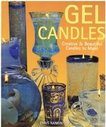 Gel Candles Craft Book by Chris Rankin - $9.75