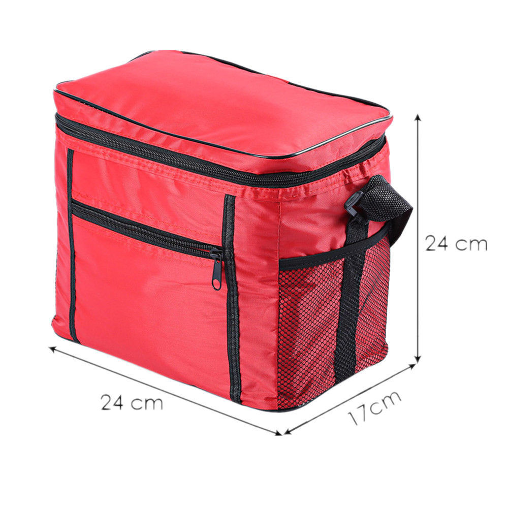 Primary image for Thermal Cooler Waterproof Bag Travel Picknic Lunch Storage Carry Box Container