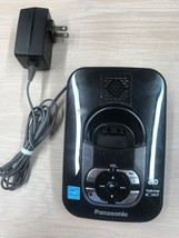 Panasonic KX-TG7431 Cordless Phone Main Base And Charger PQLV219 -Tested-   (V5)