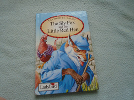 1993 Ladybird Book The Sly Fox And The Little Red Hen - $8.96